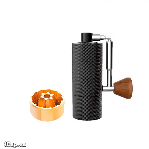 Timemore Chestnuts NanoS - Nâng cấp cối phủ Titan dành cho espresso