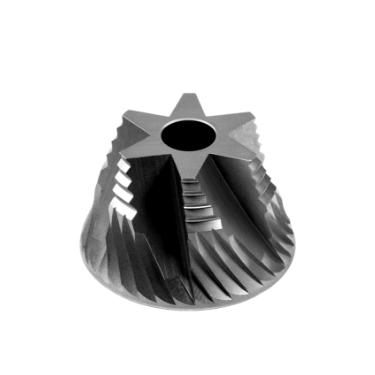 Đĩa thép không gỉ SUS440 có độ cứng đạt 58,5-60,5HRC, chống mài mòn, chống gỉ và bền bỉ hơn