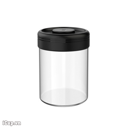 Timemore Glass Canister 800ml Black