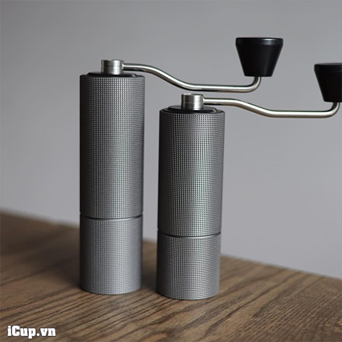 Tương quan kích thước giữa máy xay cà phê Timemore C2 và C2 Max